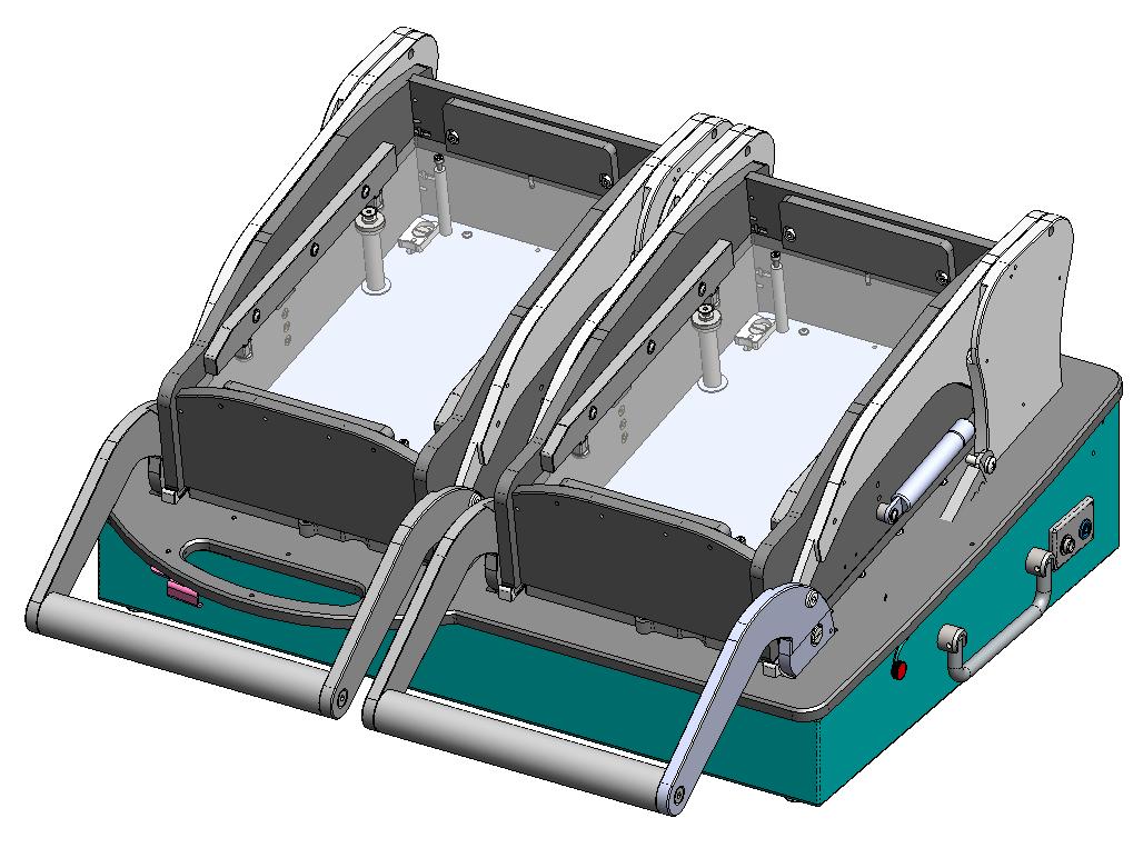 Doppelkammer Adapter