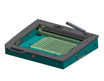 Vakuumwechselsystem für Teradyne 23slot