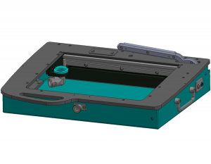 Vakuumwechselsystem für Pylonblock Adpater