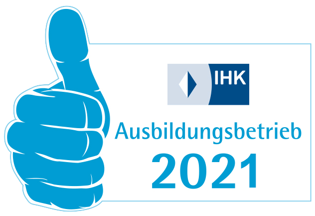 Karriere I IHK Ausbildungsbetrieb 2021